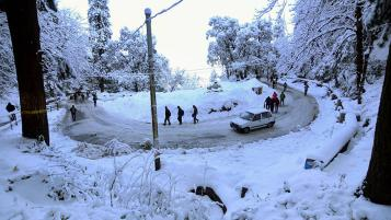 Places to visit in and near Shimla