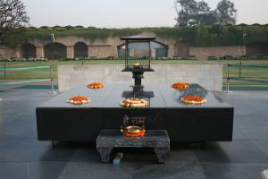 Gandhi Smriti and Raj Ghat