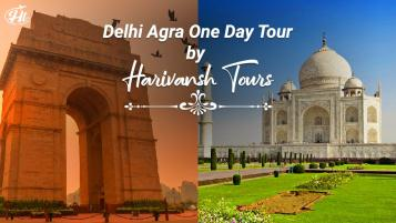 Delhi Agra One day Tour