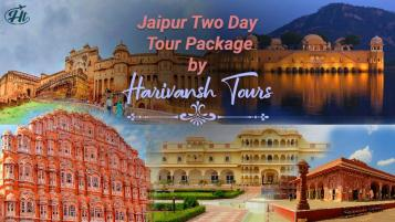 Jaipur Two Days Tour Package