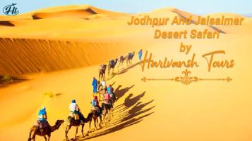 Jodhpur and Jaisalmer Desert Safari