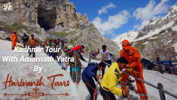 Kashmir Tour With Amarnath Yatra