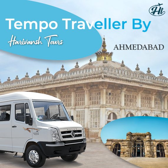 Tempo Traveller in Ahmedabad