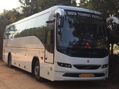 41 Seater Volvo AC Bus