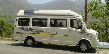 Tempo Traveller Fare & Models