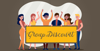 Group Discount on Hotel Booking